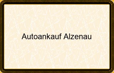 Autoankauf Alzenau