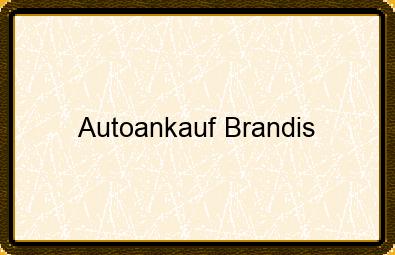 Autoankauf Brandis