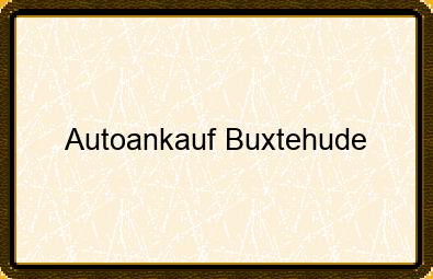 Autoankauf Buxtehude