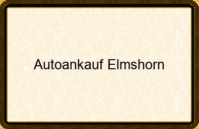 Autoankauf Elmshorn