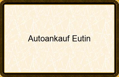 Autoankauf Eutin