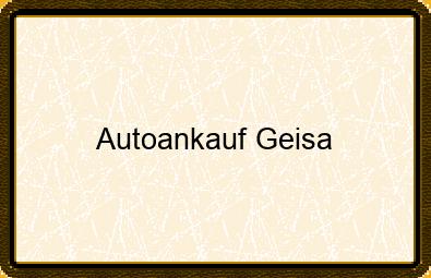 Autoankauf Geisa