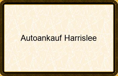 Autoankauf Harrislee