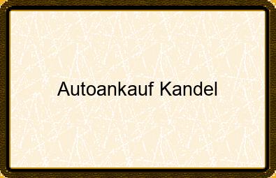Autoankauf Kandel
