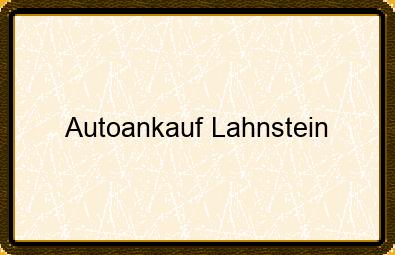 Autoankauf Lahnstein