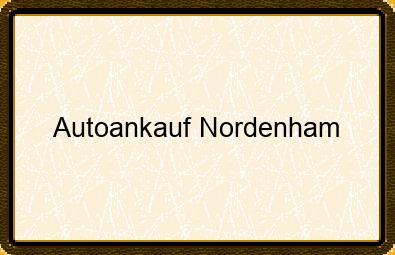 Autoankauf Nordenham