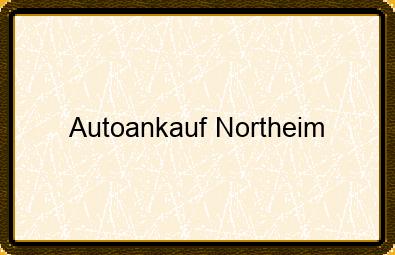Autoankauf Northeim