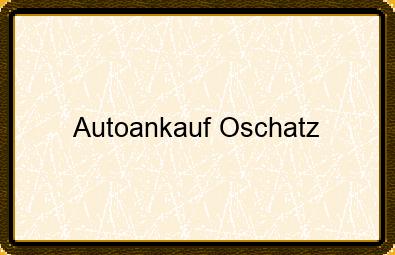 Autoankauf Oschatz
