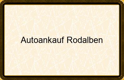 Autoankauf Rodalben