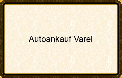 Autoankauf Varel