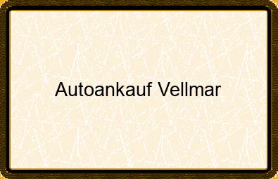 Autoankauf Vellmar