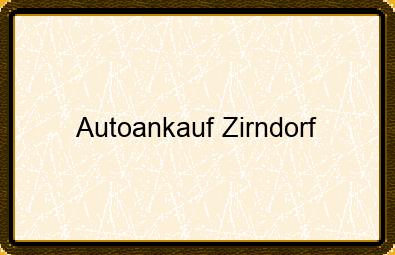 Autoankauf Zirndorf
